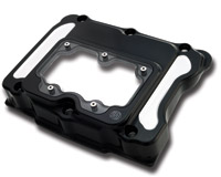 Roland Sands Design Contrast Cut Rocker Box Clarity Cover