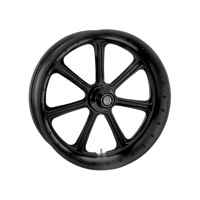 Roland Sands Design Diesel Black Ops Front Wheel with ABS, 21