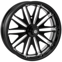 Roland Sands Design Boss Black Ops Front Wheel, 23
