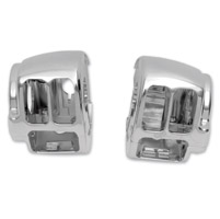 Chrome Switch Housing Set