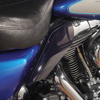 National Cycle Heat Shields for Twin Cam 96 Models