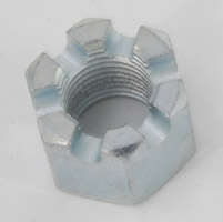 Swingarm Pivot Nut for Dyna Models
