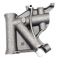 V-Twin Manufacturing Neck Forging