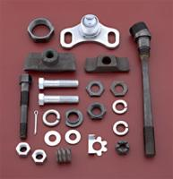 V-Twin Manufacturing Side Car Connector Kit