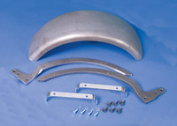 8-1/2″ Wide Flat Rear Fender Kit