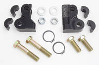 Burly Brand Rear Suspension Lowering Kit for Dyna