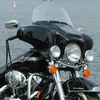 Trike Shop Radio Caddy Fairing Mount Kit