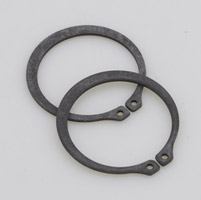 V-Twin Manufacturing Swingarm Pivot Snap Rings