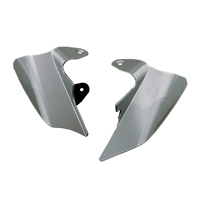 Kuryakyn Saddle Shield Air Deflectors for Dresser