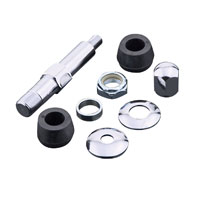 J&P Cycles® Lower Shock Stud Kit