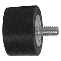 J&P Cycles® Rear Fork Bottoming Cushion