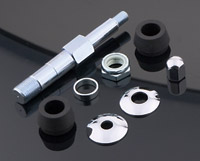 J&P Cycles® Upper Shock Stud Kit for FL and FX Models
