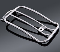 V-Twin Manufacturing Solo Seat Luggage Rack for Road King