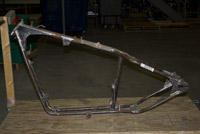 V-Twin Manufacturing Rigid Sportster Frame
