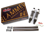 Burly Brand Chrome Slammer Kit