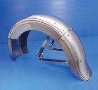 Rigid Rear Fender