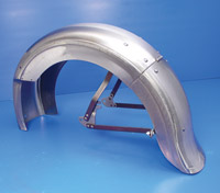 Rigid Wide Brace Rear Fender