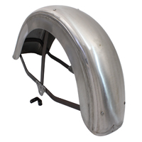 1936-Early 1967 Big Twin Side Car Fender