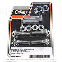 Colony Rear Fender Rail Bolt Kit