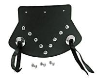 Medium Studded Mud Flap with Conchos