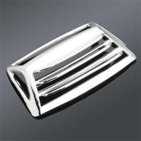 Chrome Front Fender Light Grill