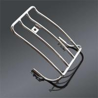 J&P Cycles® Luggage Rack For Solo Seat