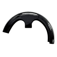 Baron Custom Accessories Black Jack Front Fender