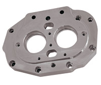 V-Twin Manufacturing 6-Speed Billet Transmission Door