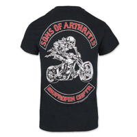 Sons of Arthritis Ibuprofen Chptr Short-Sleeve Pocket T-shirt