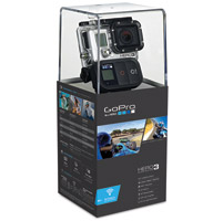 GoPro HD HERO3 Black Motorsports Edition Camera