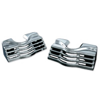 Kuryakyn Spark Plug/Head Bolt Chrome Covers