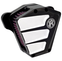 Performance Machine Scallop Air Cleaner Contrast Cut