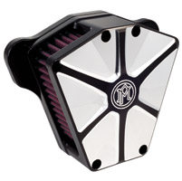 Performance Machine Array Air Cleaner Contrast Cut