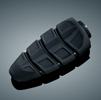 Kuryakyn Black Kinetic Footpegs without Adapter