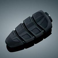 Kuryakyn Black Kinetic Footpegs without Adapter