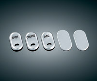 Kuryakyn Rocker Switch Covers