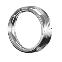 Kuryakyn Chrome 7″ Headlamp Trim Ring