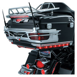 Kuryakyn Lighted Side Trim for Tour Pak