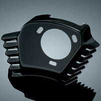 Kuryakyn Black Throttle Servo Cover