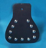 J&P Cycles® Narrow Front Fender Mud Flap