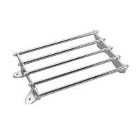 J&P Cycles® Fender Luggage Rack