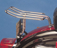 J&P Cycles® Rear Fender Luggage Rack
