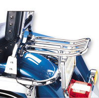 Khrome Werks Deluxe Rear Fender Luggage Rack