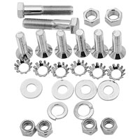 J&P Cycles® Fender Mounting Hardware Kit