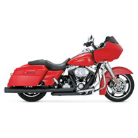 Vance & Hines Black Hi-Output Slip-On Mufflers