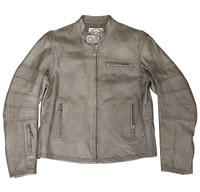 Roland Sands Design Ronin Clay Leather Jacket
