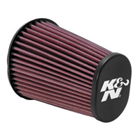 K&N Aircharger Intake Oval Tapered Replacement Air Filter