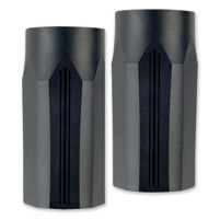 Performance Machine Tech Black Ops Fork Slider Covers