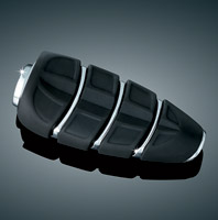 Kuryakyn Kinetic Chrome Footpegs