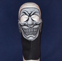 Wicked Wear Clown X-tremely Cool Weather Mask